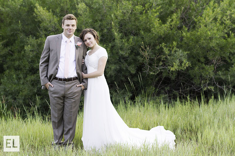 Katie and Ashton – Bridals