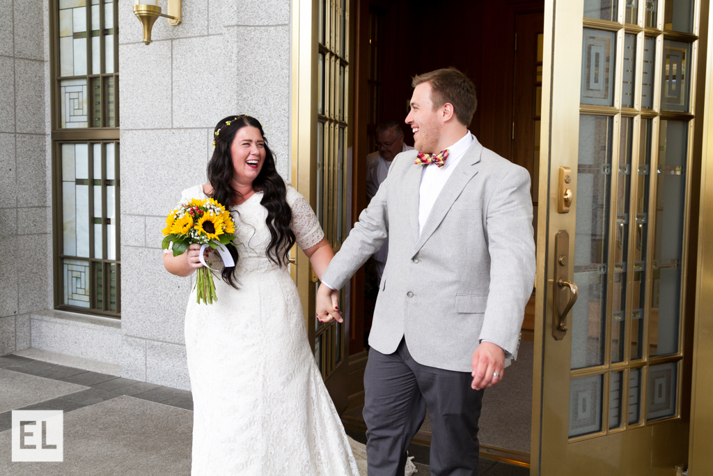 The Peterson's – A Wedding