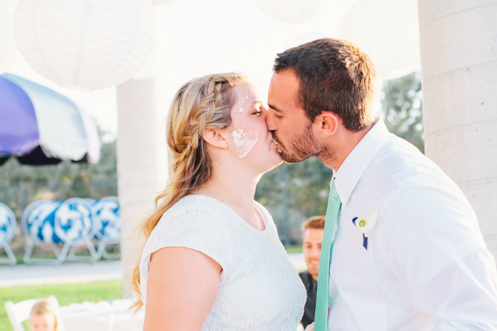 Elsa Creates - Elsa Jensen - Utah Wedding Photographer - Draper Pool Reception -26